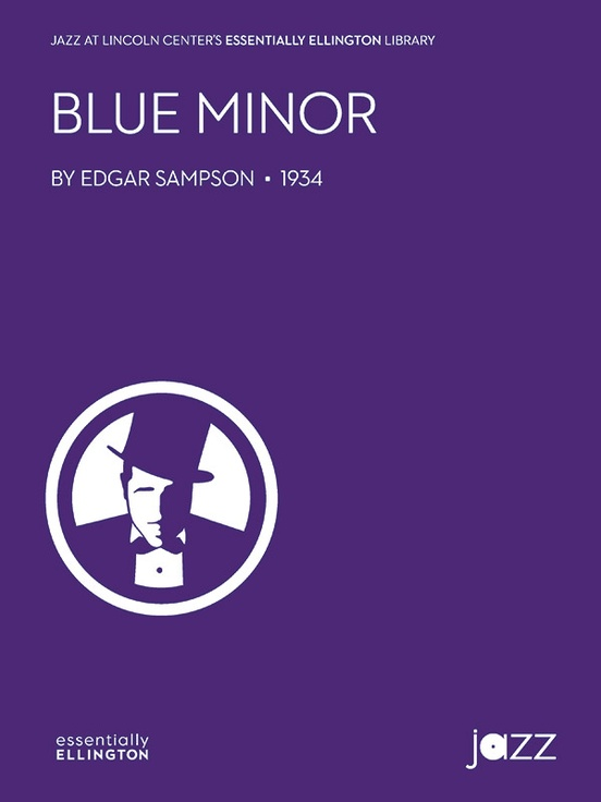 Blue Minor (Jazz Ensemble - Score and Parts)