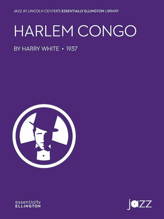 Harlem Congo (Jazz Ensemble - Score and Parts)