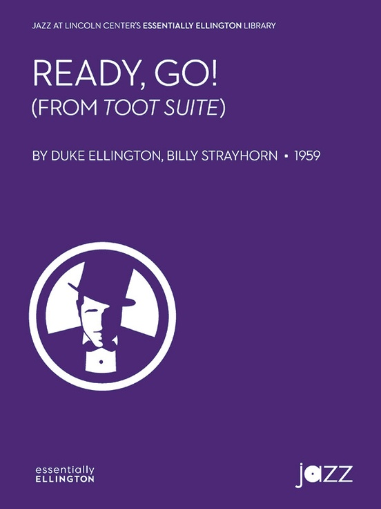 Ready, Go! (from Toot Suite) (Jazz Ensemble - Score and Parts)