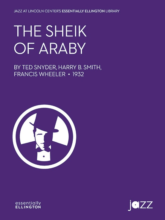 Sheik of Araby (Jazz Ensemble - Score and Parts)