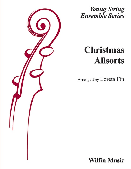 Christmas Allsorts (String Orchestra – Score and Parts)