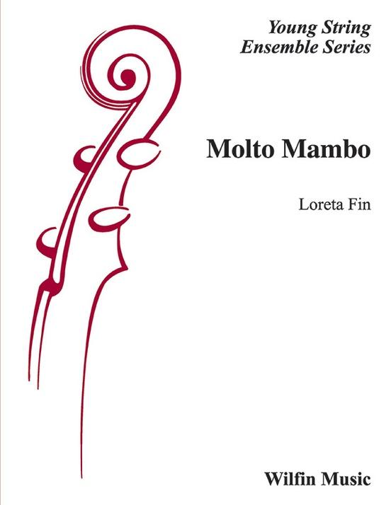 Molto Mambo (String Orchestra – Score and Parts)