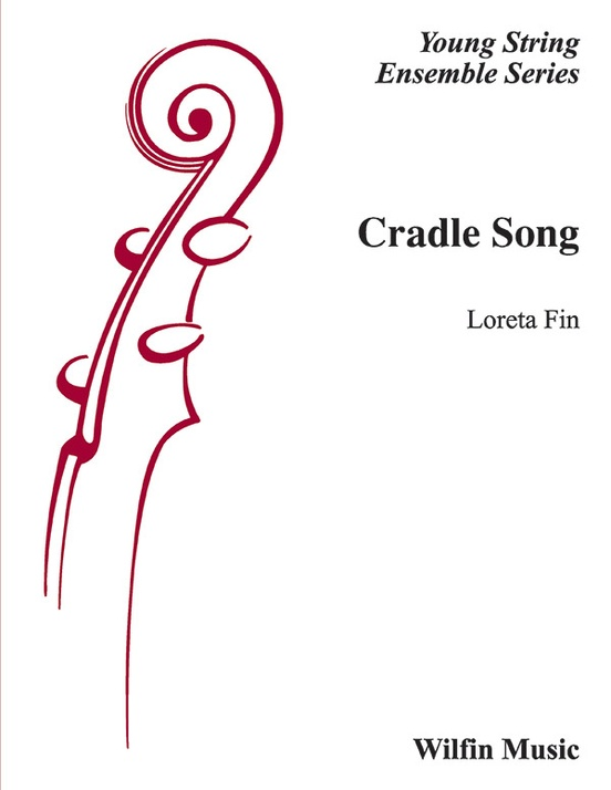Cradle Song (String Orchestra – Score and Parts)