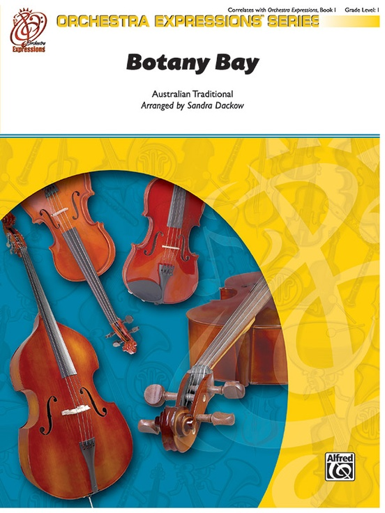 Botany Bay (String Orchestra – Score and Parts)
