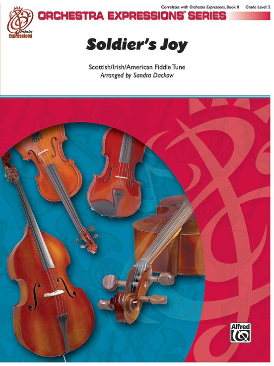 Soldier's Joy (String Orchestra – Score and Parts)