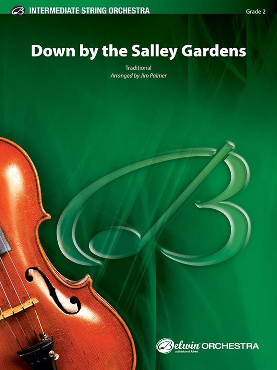 Down By the Salley Gardens (String Orchestra – Score and Parts)