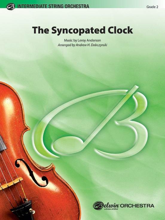 The Syncopated Clock (String Orchestra – Score and Parts)