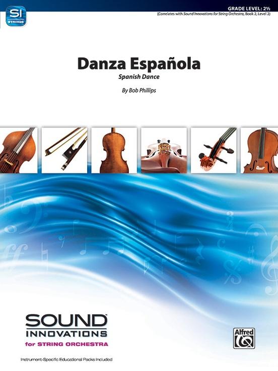 Danza Espanola (String Orchestra – Score and Parts)