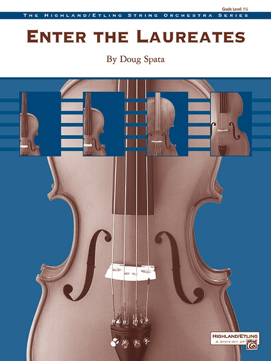 Enter the Laureates (String Orchestra – Score and Parts)