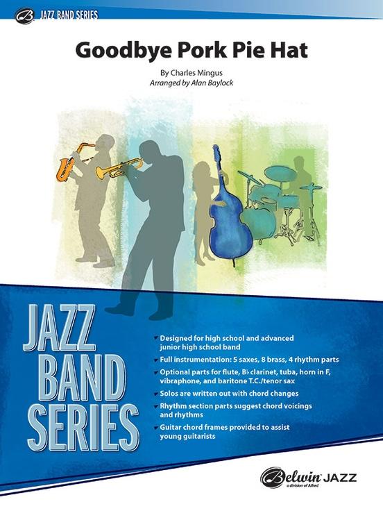 Goodbye Porkpie Hat (Jazz Ensemble - Score and Parts)