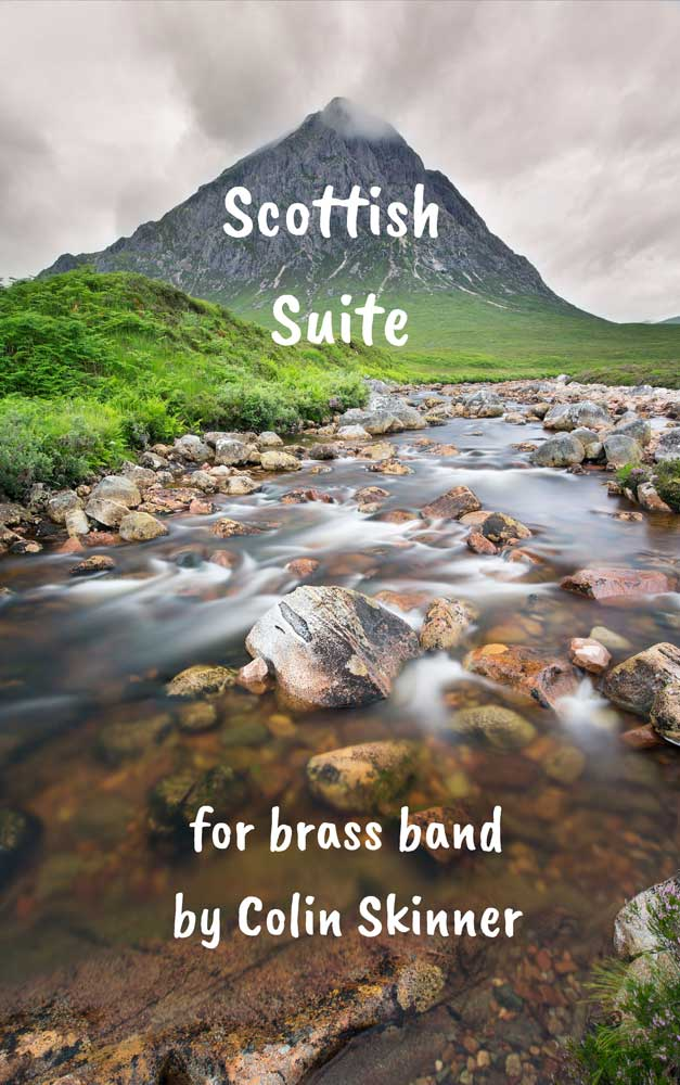Scottish Suite (Brass Band - Score and Parts)