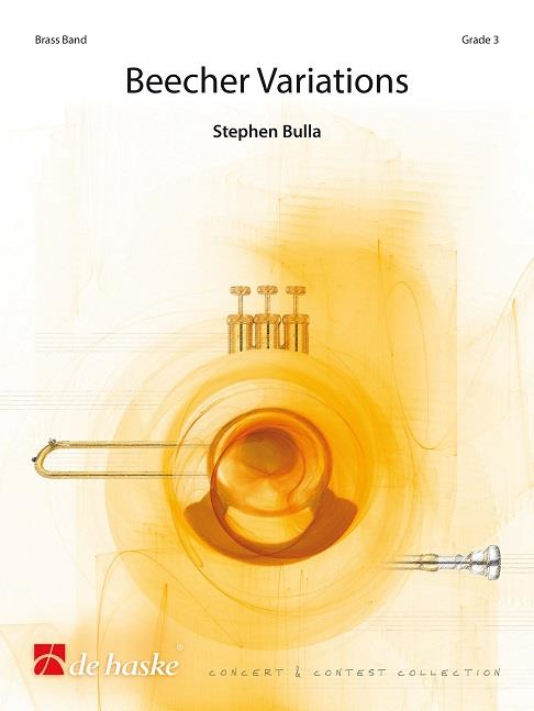 Beecher Variations (Brass Band - Score and Parts)