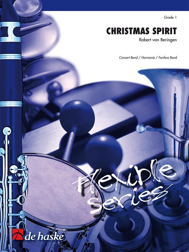 Christmas Spirit (Flexible Ensemble - Score and Parts)