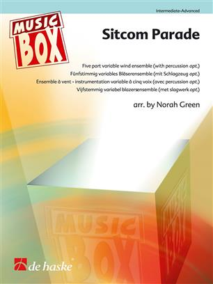 Sitcom Parade (Flexible Quintet - Score and Parts)