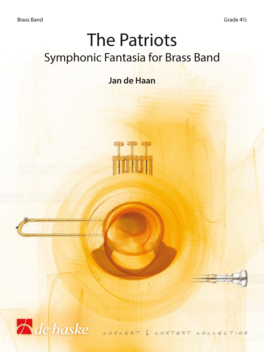 The Patriots (Brass Band - Score and Parts)