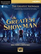 The Greatest Showman (F Horn with Audio Download)