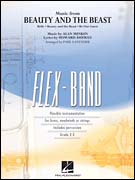 Beauty and the Beast, Music from (Flex Band - Score and Parts)