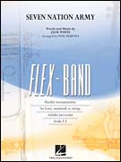 Seven Nation Army (Flex Band - Score and Parts)