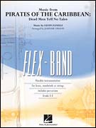Pirates of the Caribbean: Dead Men Tell No Tales, Music from (Flex Band - Score and Parts)