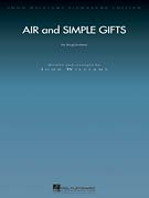 AIR AND SIMPLE GIFTS (John Williams Signature Edition String Orchestra - Score and Parts)