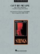 Can't Buy Me Love (Medley of Hits by The Beatles) (String Orchestra - Score and Parts)