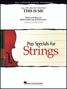 This is Me (from The Greatest Showman) (String Orchestra - Score and Parts)