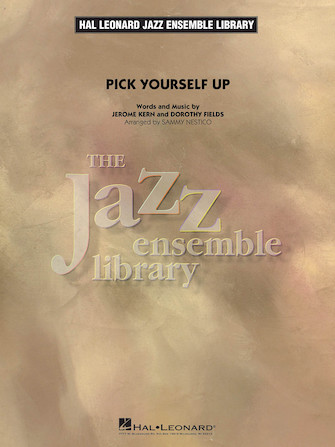 Pick Yourself Up (Jazz Ensemble - Score and Parts)