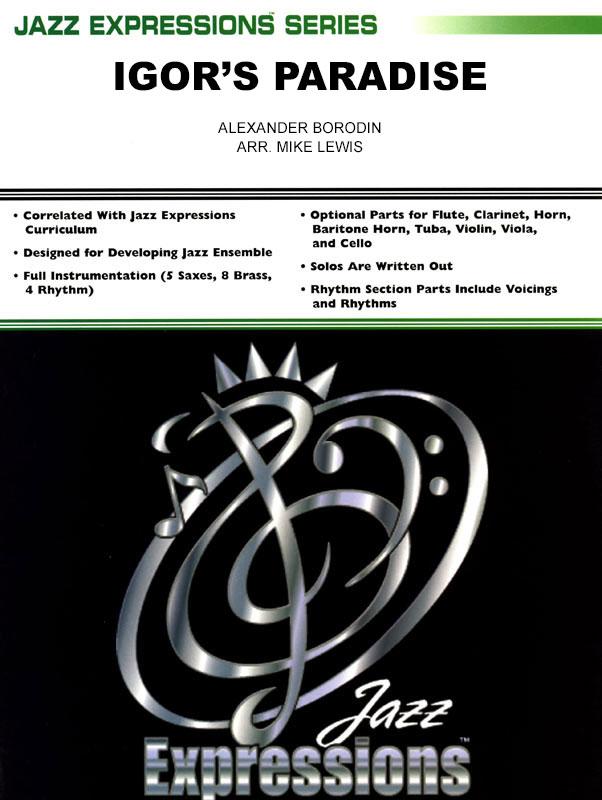 Igor's Paradise (Jazz Ensemble - Score and Parts)