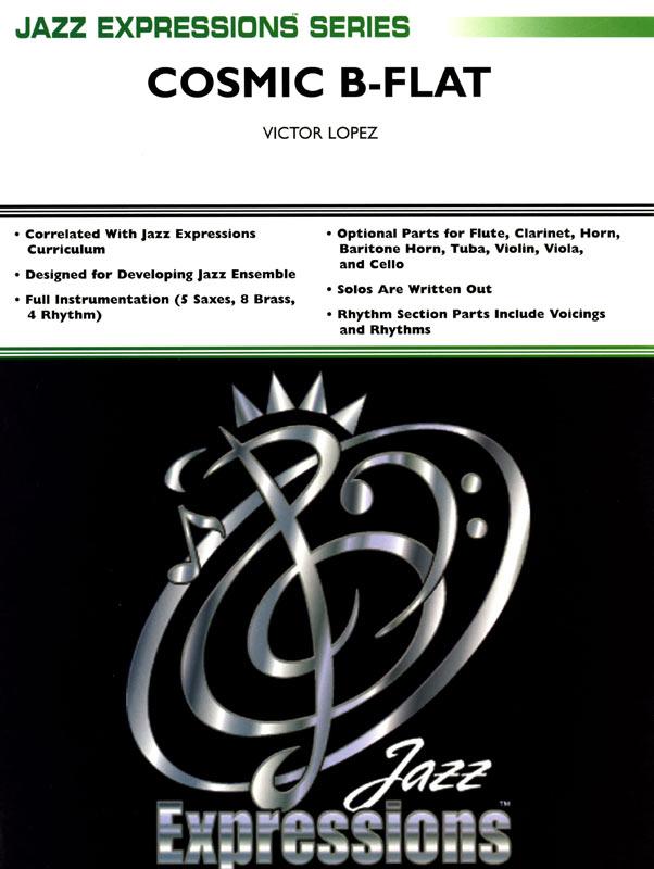 Cosmic B-flat (Jazz Ensemble - Score and Parts)