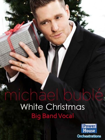White Christmas (Vocal Solo with Big Band - Score and Parts)