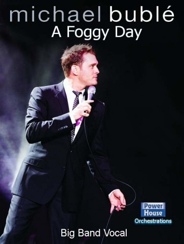 A Foggy Day (Vocal Solo with Big Band - Score and Parts)