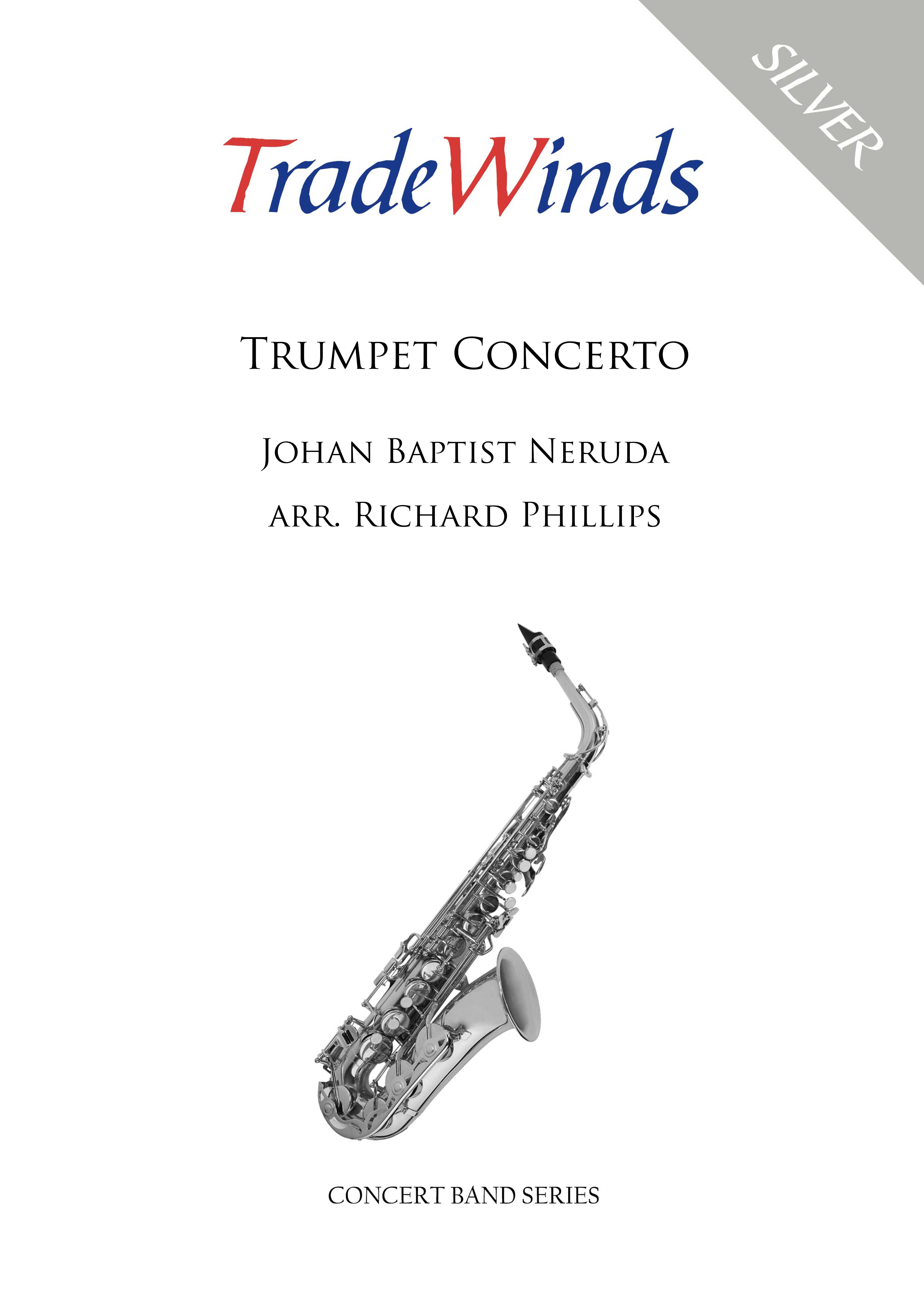 Trumpet Concerto (Concert Band - Score and Parts)