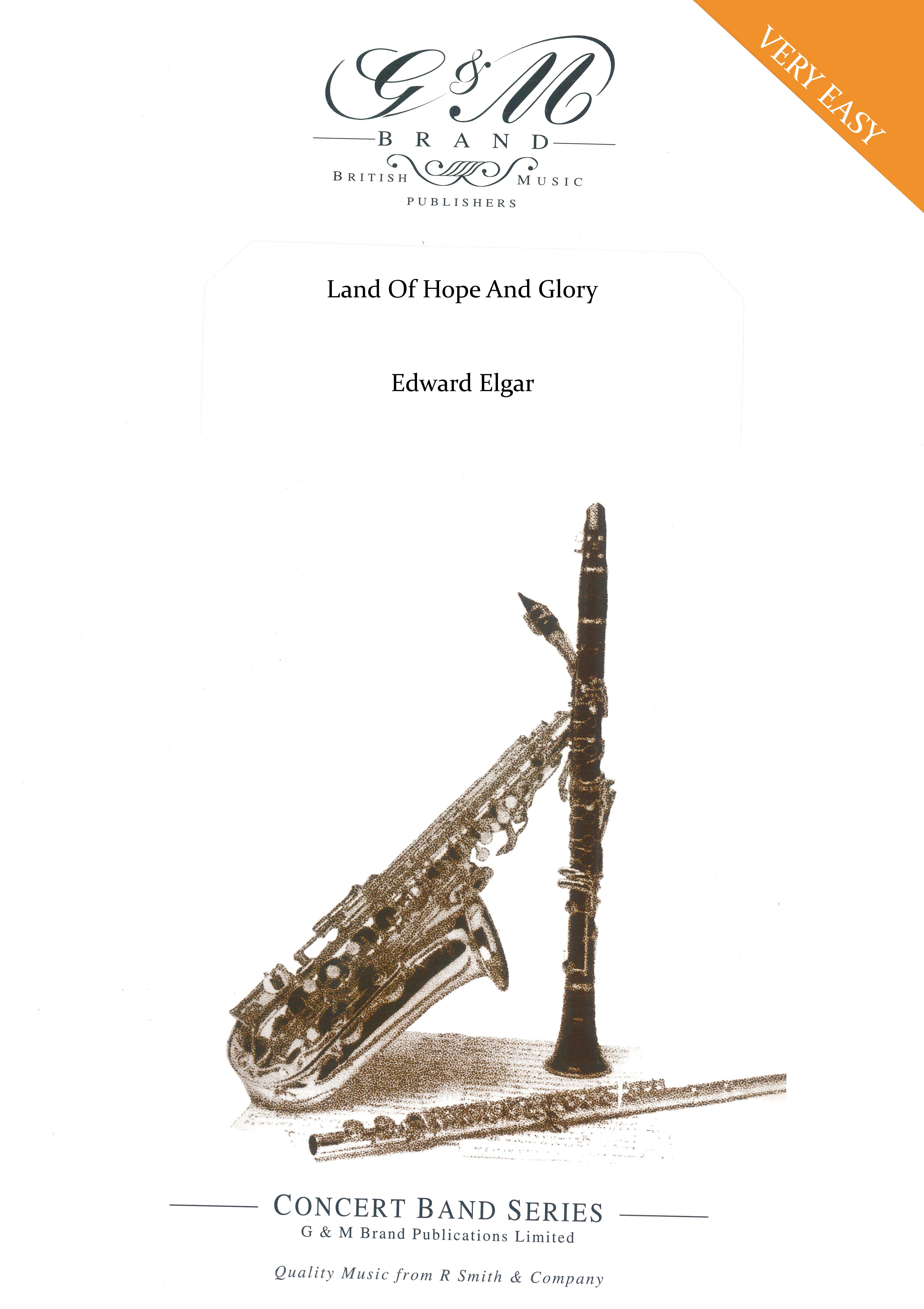 Land of Hope and Glory (Flexible Ensemble - Score and Parts)