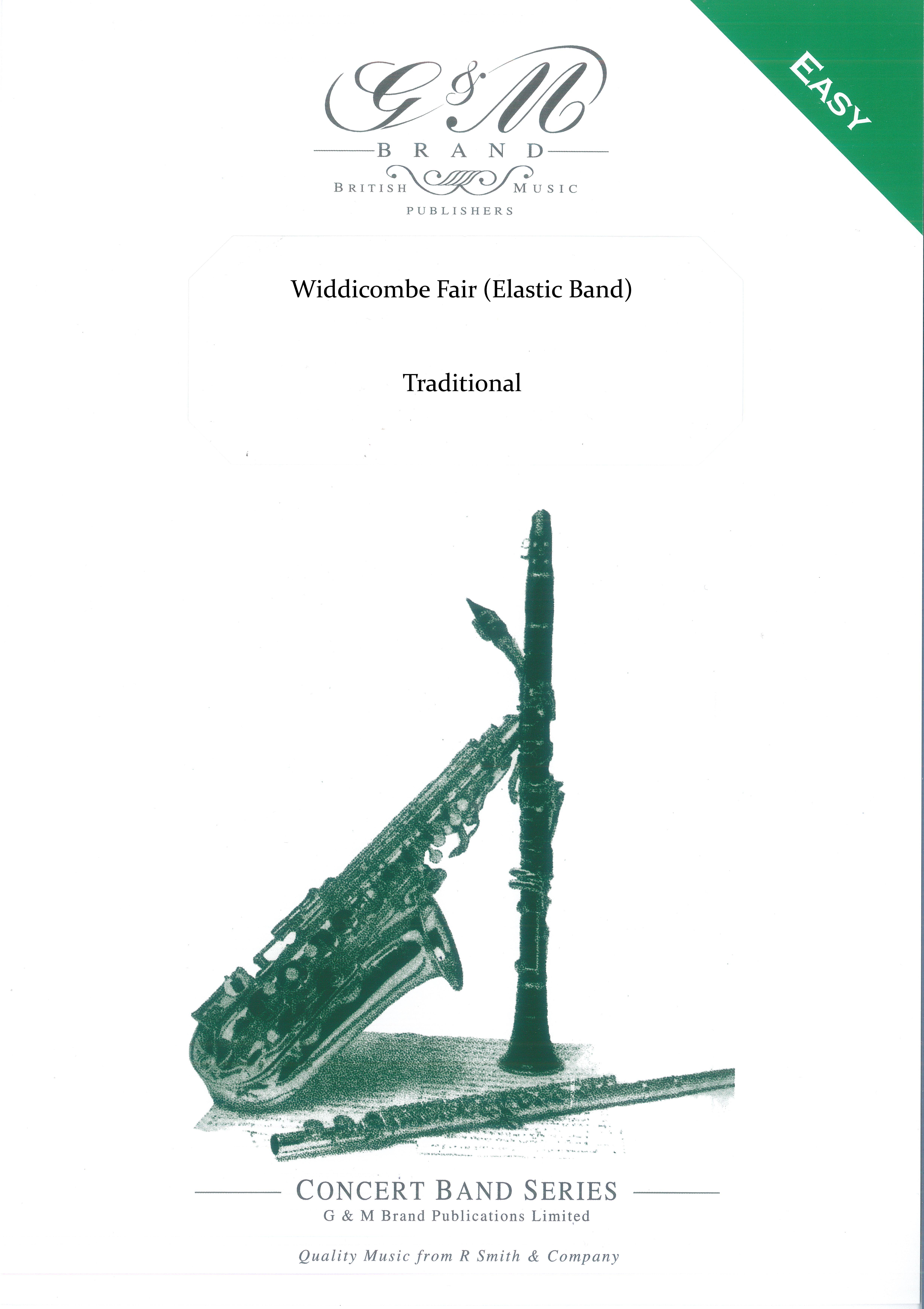 Widdicombe Fair (Flexible Band - Score Only)