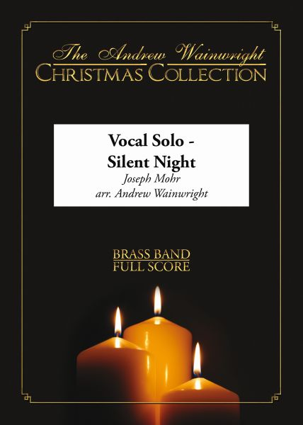 Silent Night (Brass Band - Score and Parts)