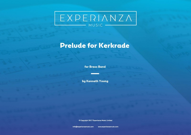 Prelude for Kerkrade (Brass Band - Score and Parts)