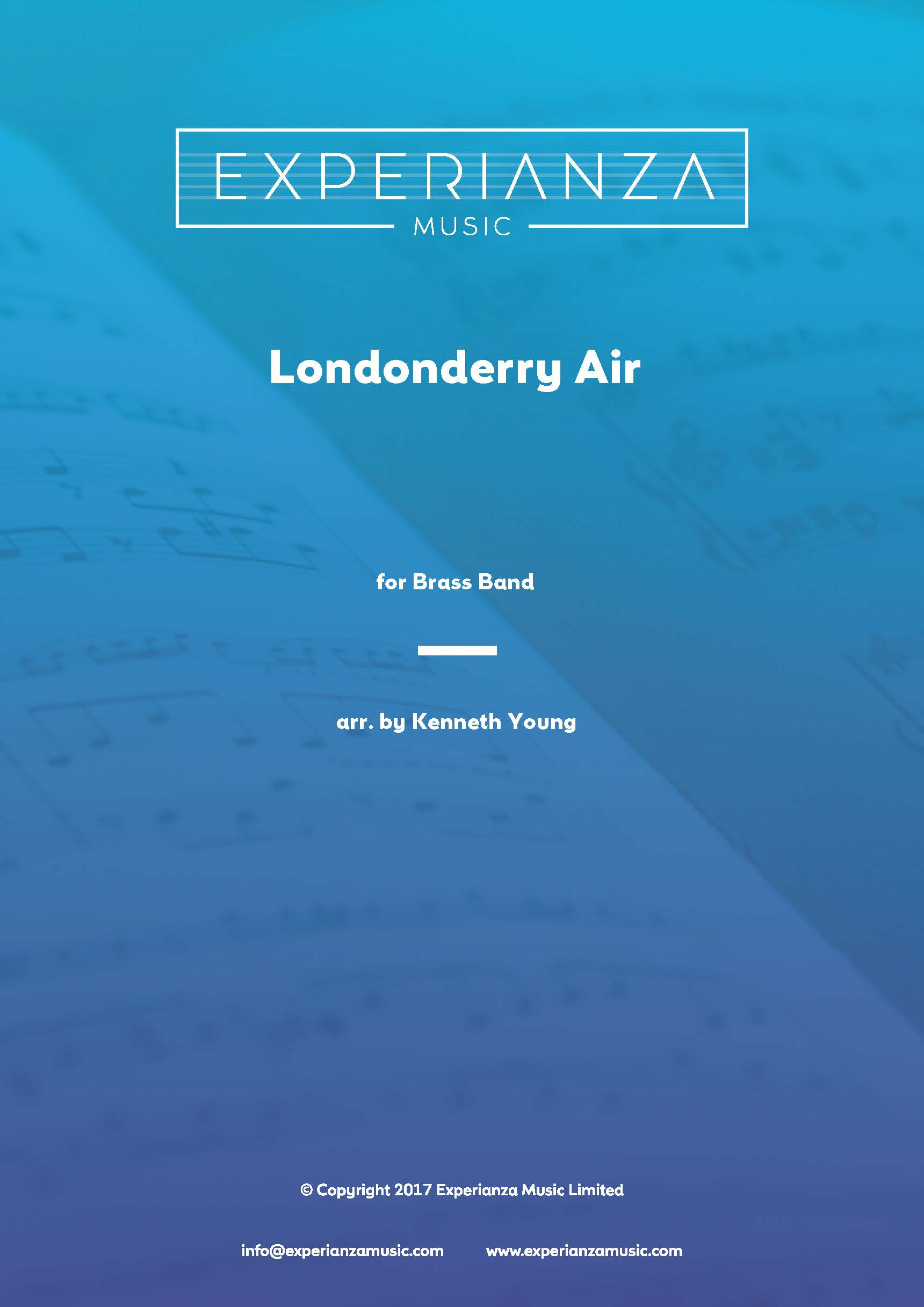 Londonderry Air (Brass Band - Score and Parts)