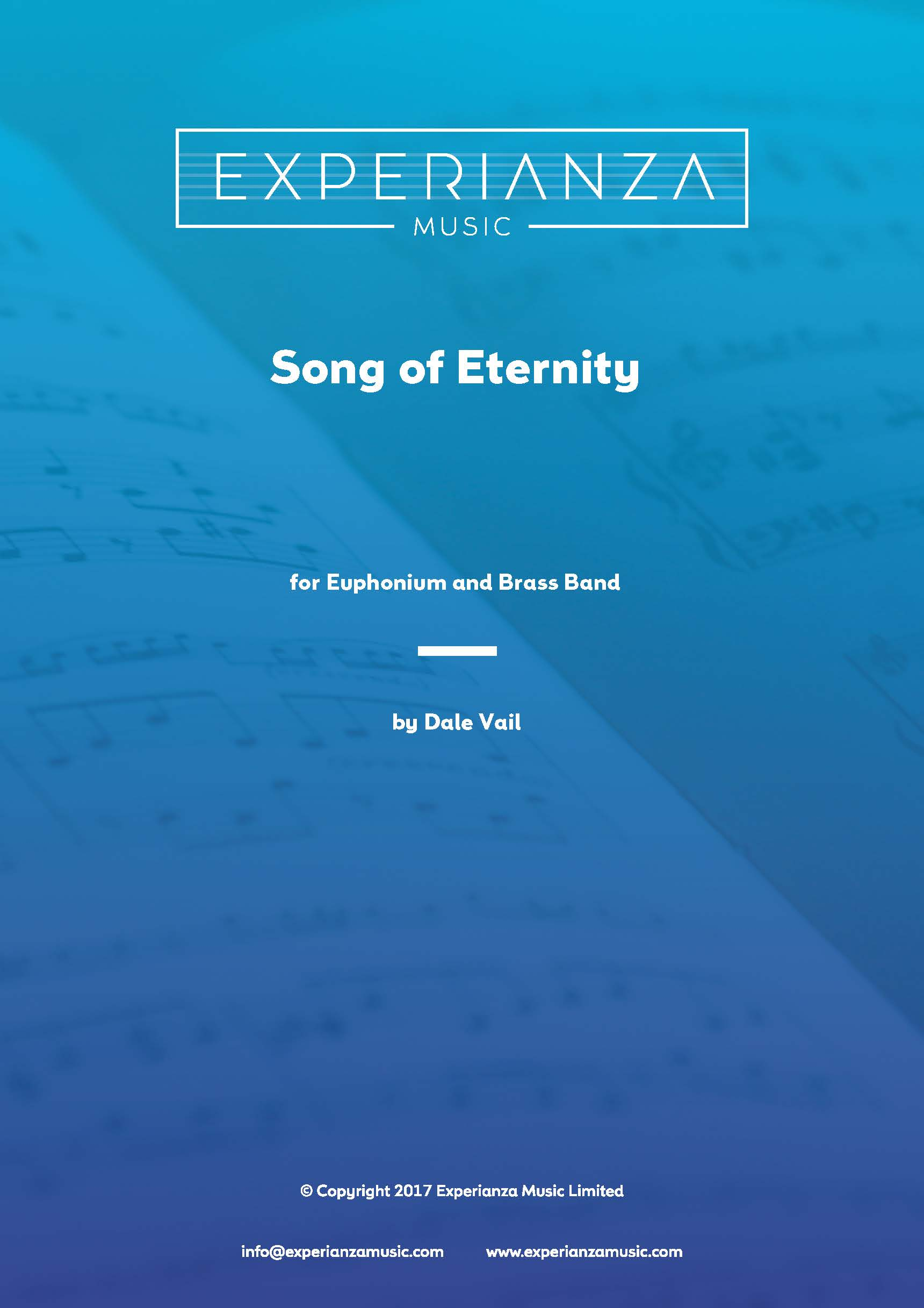 Song of Eternity (Brass Band - Score and Parts)
