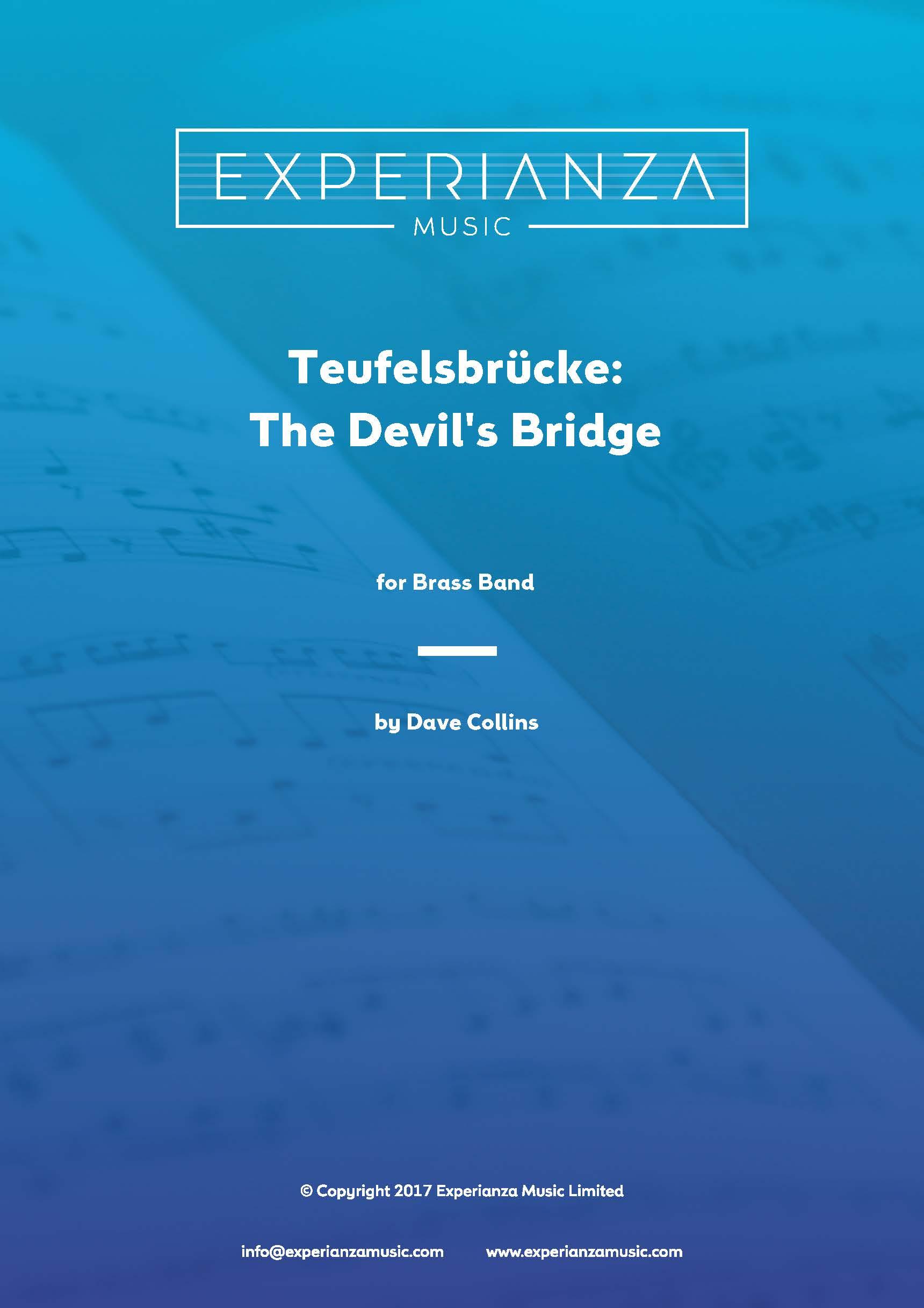 Teufelsbrucke (The Devil's Bridge) (Brass Band - Score and Parts)