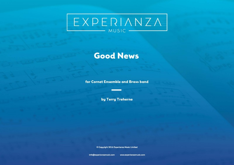 Good News (Brass Band - Score and Parts)