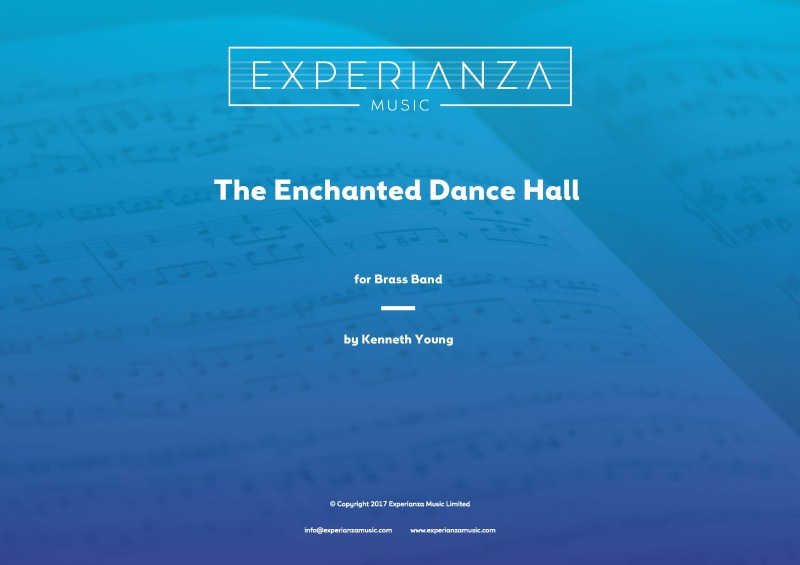 The Enchanted Dance Hall (Brass Band - Score and Parts)