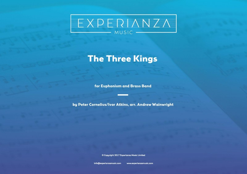 The Three Kings (Brass Band - Score and Parts)