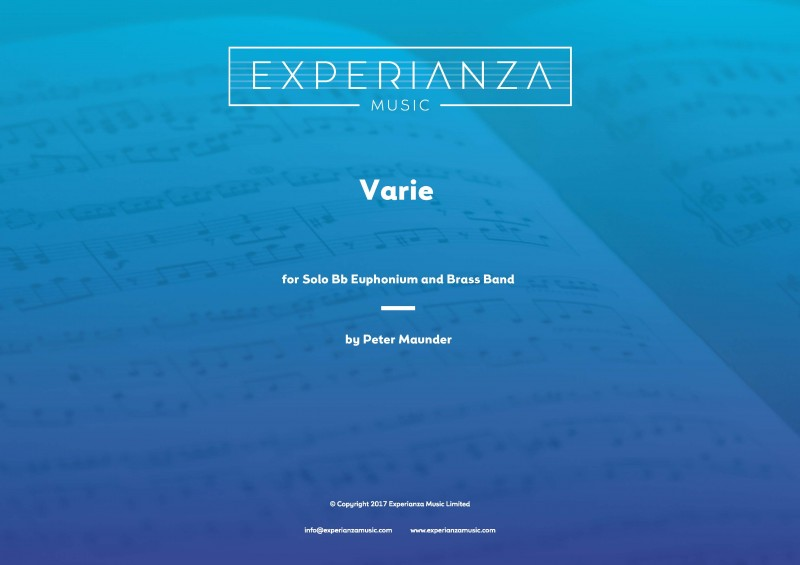 Varie (Brass Band - Score and Parts)