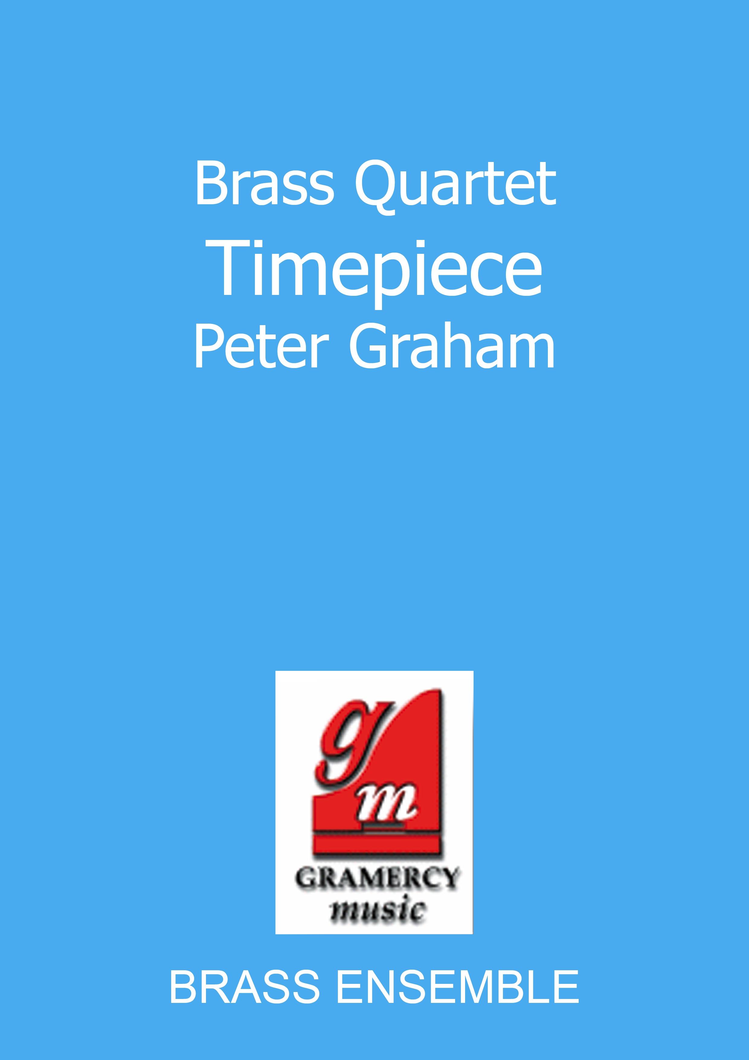 Timepiece (Brass Quartet)
