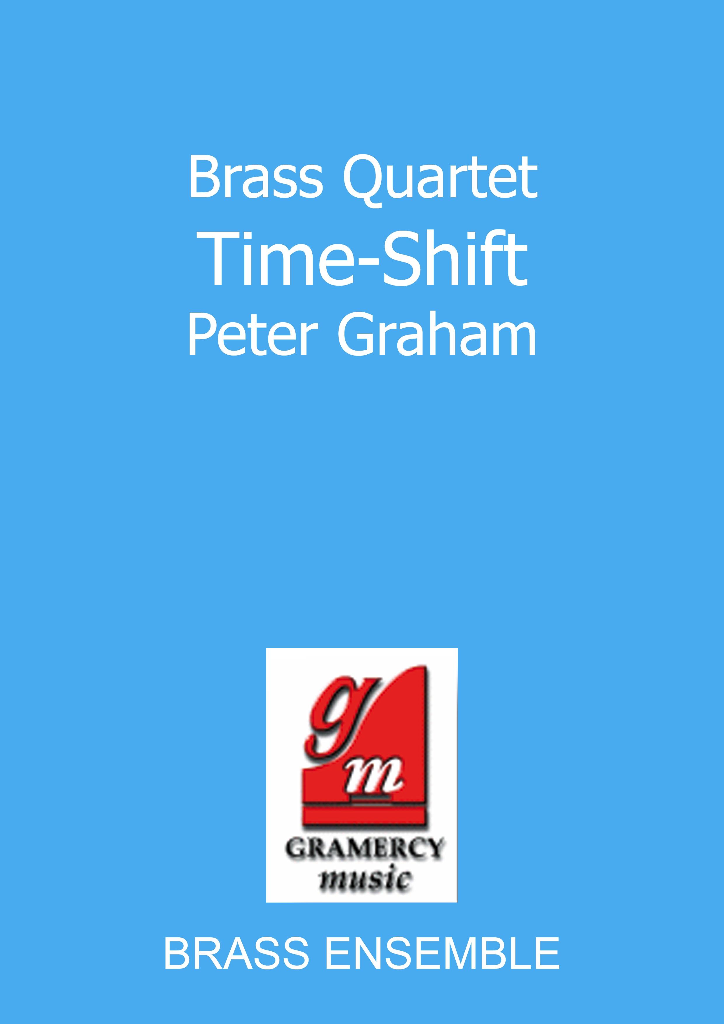 Time-Shift (Brass Quartet)