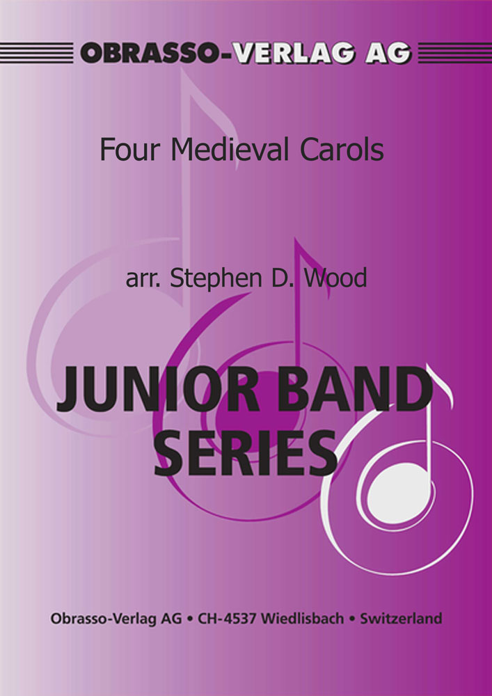 Four Medieval Carols (4 Part Flexible Ensemble - Score and Parts)