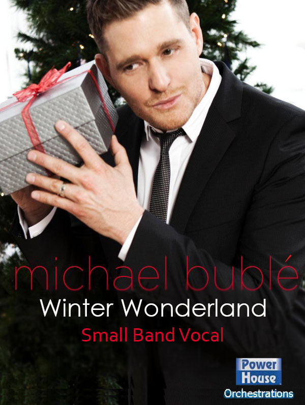 Winter Wonderland (Vocal Solo with Small Band - Score and Parts)