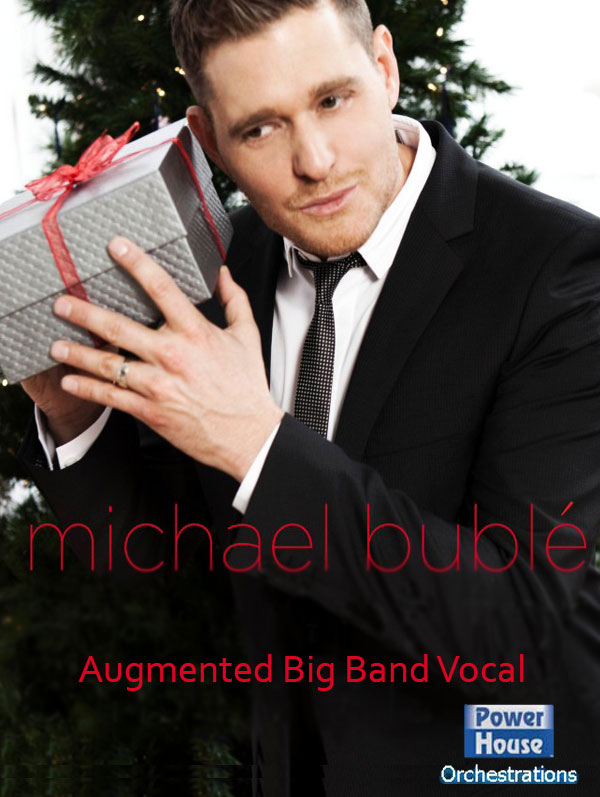 Let it Snow (Vocal Solo with Augmented Big Band - Score and Parts)