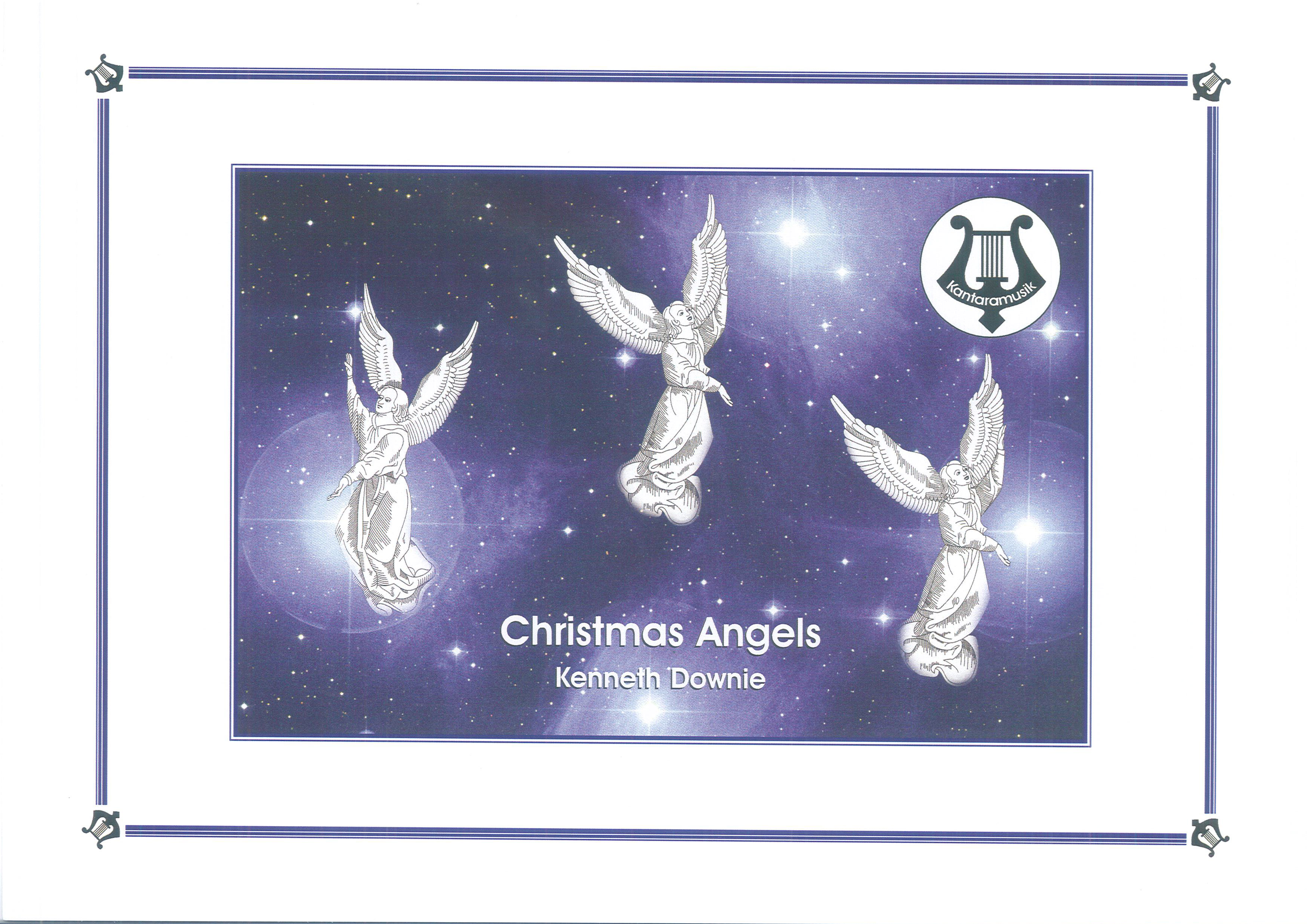 Christmas Angels (Brass Band - Score and Parts)