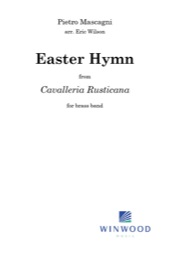 Easter Hymn (Brass Band - Score and Parts)